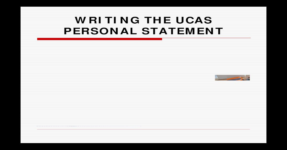 Personal statement writers uk